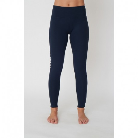 Flow with it Leggings Navy, Ocean
