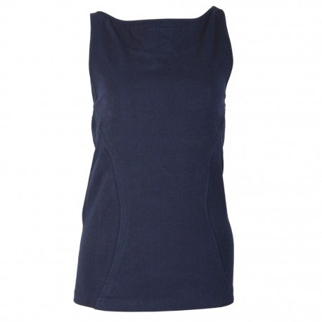 Sleeveless Boatneck Top Asquith