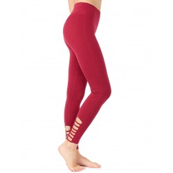 Mandala Extra Cool Tights Rumba Red