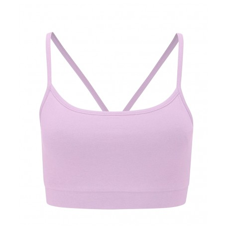 Nicer Cropped Tank Wellicious