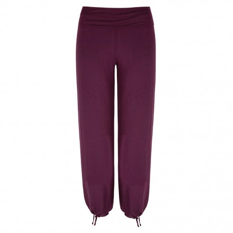 Hero Tie Pants Asquith Deep Purple