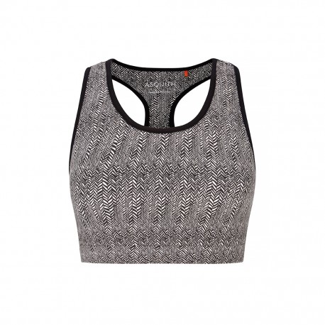 Balance Bra Top Asquith Herringbone