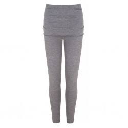 Smooth You Leggings Asquith Pale Grey Marl