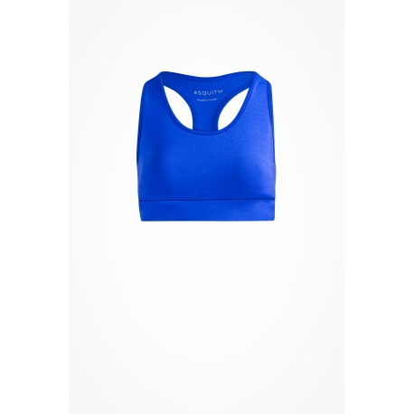 Balance Bra Top Asquith Yves Klein Blue