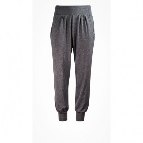 Heavenly Harem Pants Charcoal Marl
